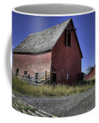 Bozeman Barn Coffee Mug