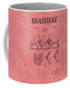 Bra Patent 21 Coffee Mug