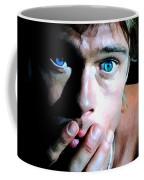 Brad Pitt In The Film The Mexican - Gore Verbinski 2001 Coffee Mug