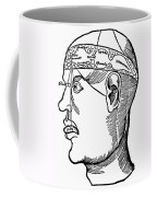 Brain Diagram, 1503 Coffee Mug