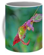 Bramble Leaves Coffee Mug