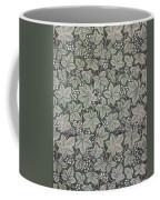Bramble Wallpaper Design Coffee Mug by Kate Faulkner
