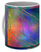 Branches In The Mist 15 Coffee Mug