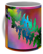 Branches In The Mist 18 Coffee Mug