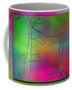 Branches In The Mist 23 Coffee Mug