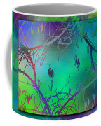 Branches In The Mist 35 Coffee Mug