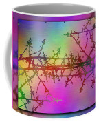 Branches In The Mist 36 Coffee Mug