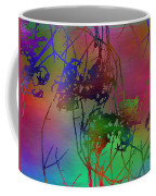 Branches In The Mist 47 Coffee Mug
