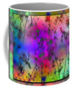 Branches In The Mist 5 Coffee Mug