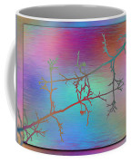 Branches In The Mist 60 Coffee Mug