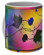 Branches In The Mist 71 Coffee Mug