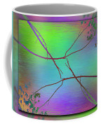Branches In The Mist 83 Coffee Mug