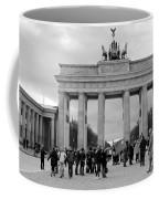 Brandenburger Tor - Berlin Coffee Mug