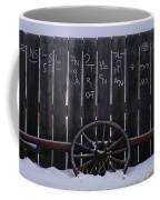 Brands On The Wall Coffee Mug