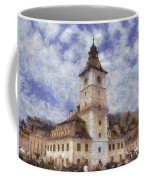 Brasov City Hall Coffee Mug