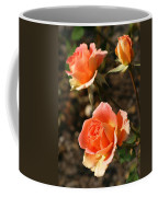 Brass Band Roses In Autumn Coffee Mug