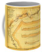 Brazil Cuiaba River 1883  Coffee Mug