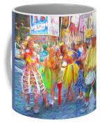 Brazil Day Colors Coffee Mug