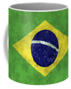 Brazil Flag Coffee Mug