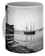 Brazilian Steamship, 1863 Coffee Mug