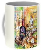 Bread From Bergamo Coffee Mug
