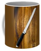 Bread Knife Coffee Mug