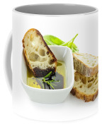 Bread Olive Oil And Vinegar Coffee Mug by Elena Elisseeva