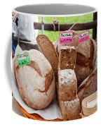 Bread On Local Market Coffee Mug