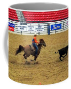 Breakaway Roping Coffee Mug