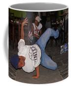 Breakdancer Coffee Mug