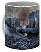 Breakers At Whitefish Point Michigan Coffee Mug