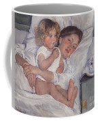 Breakfast In Bed Coffee Mug