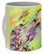 Breaking Away Coffee Mug