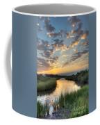 Breaking Dawn Along The Bayou Coffee Mug