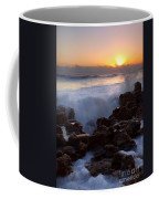 Breaking Dawn Coffee Mug by Mike  Dawson