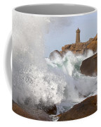 Breaking Of Waves Coffee Mug