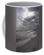 Breaking Through Coffee Mug