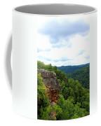 Breaks Interstate Park Virginia Kentucky Rock Valley View Overlook Coffee Mug