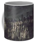Breakwater In Jersey Coffee Mug by Victor Hugo