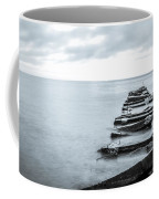 Breakwater Monochrome Coffee Mug