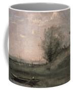 Breakwater, Normandy Coffee Mug