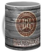 Breckenridge Brewery Coffee Mug