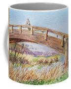 Breezy Day At The Marina Coffee Mug by Irina Sztukowski