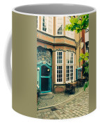 Bremen Schnoor Cafe Coffee Mug
