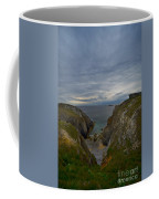 Bretagne Cliffs Coffee Mug