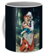 Breton Brother And Sister Coffee Mug