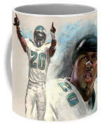 Brian Dawkins Coffee Mug by Viola El