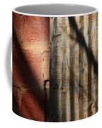 Brick And Metal Coffee Mug