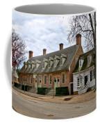 Brick House Tavern In Williamsburg Coffee Mug