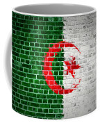Brick Wall Algeria Coffee Mug
